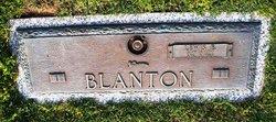 Lemuel Frances <i>Phillips</i> Blanton