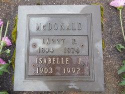Isabelle Jane <i>Rukas</i> McDonald