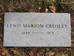 Lewis Marion Crosley