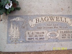 E J Slim Bagwell