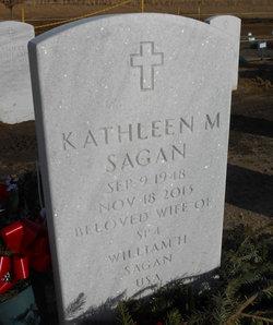 Kathleen M Sagan