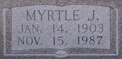 Myrtle Jessie <i>Figures</i> Jones