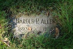 Harold Percy Allen