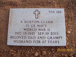 Audrey Burton Clark