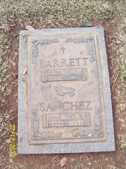 Maria Carmen Barrett