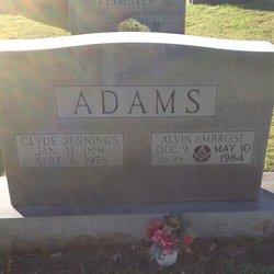Alvin Ambrose Adams