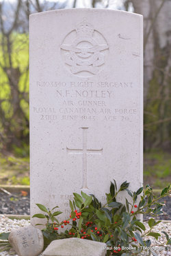 Sgt Norman Frederick Notley