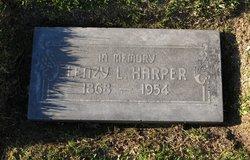 Lenzy Lafayette Harper