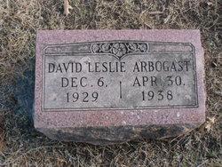 David Leslie Arbogast