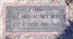 Dr Sylvester Lewis Monroney