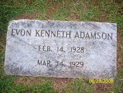 Evon Kenneth Adamson