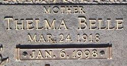 Thelma Belle Stone