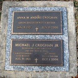 Anna Margaret <i>Anders Herbert</i> Croghan