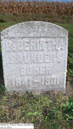 D Berintha <i>Saunders</i> Boher