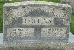Anna Mary Anner <i>J</i> Collins
