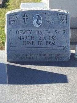 Dewey Balfa, Sr