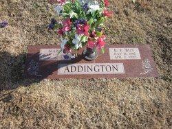 Marie <i>Reed</i> Addington