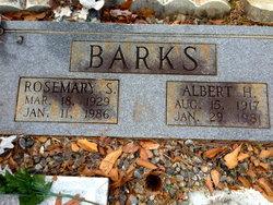 Albert H Barks