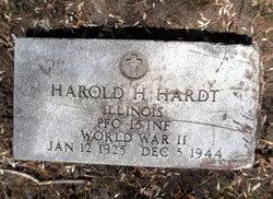 Harold Henry Hardt