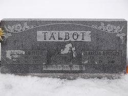 Clarissa Pauline <i>Housley</i> Talbot