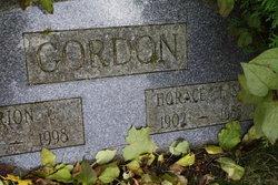 Horace H Tad Gordon, Jr