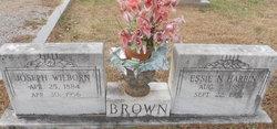 Essie Nora <i>Harbin</i> Brown