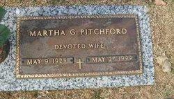 Martha G. Pitchford