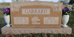 Mollie M. <i>Ferrell</i> Garrard
