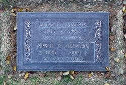 Audrey Rita <i>Bates</i> Albertson
