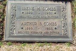 Irene May <i>Whitaker</i> Combs