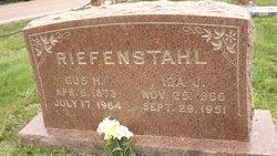 Ida J Riefenstahl
