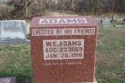 W. E. Adams