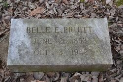 Belle <i>Erskine</i> Pruitt