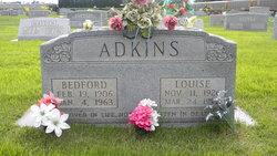 Margaret Louise <i>Blandford</i> Adkins