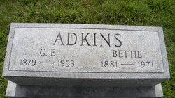 George Elmer Adkins
