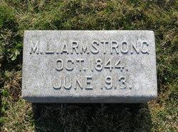 Mary Letitia <i>Lewis</i> Armstrong