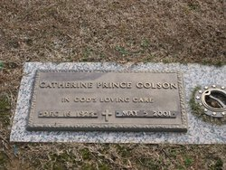 Catherine Kitty <i>Prince</i> Golson