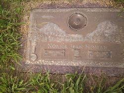 Norma Jean <i>Bell</i> Homan
