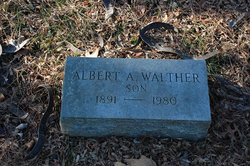 Albert A Walther