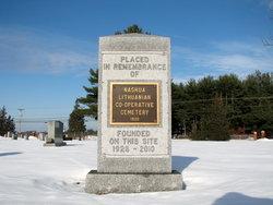 Nashua Lithuanian Co-Operative Cemetery