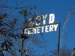 Boyd Cemetery (Route 749)