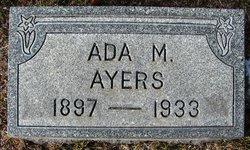 Ada May <i>Bullen</i> Ayers