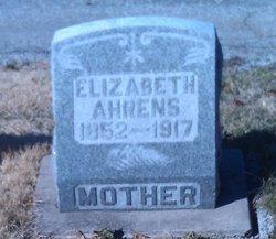 Elizabeth Ahrens