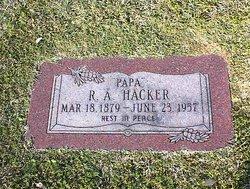 Rudolph Alexander Ralph Hacker
