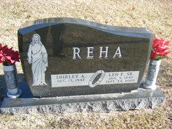 Shirley Ann <i>Van Sickle</i> Reha