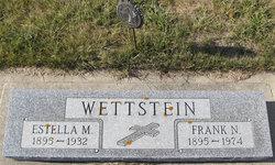 Estella M. <i>VanErem</i> Wettstein