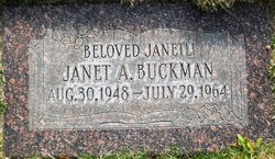 Janet Augusta Buckman