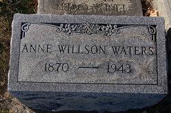 Anne Willson Waters