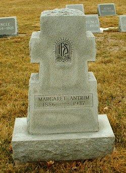 Margaret <i>Rourick</i> Antrim