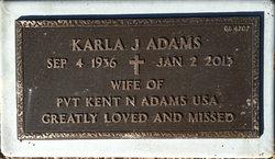 Karla Jennett Adams